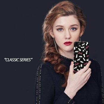 iphone7ケースBarbieJellyCaseiPhone7Plusバービースマホケース送料無料ピンクブラックケースシューズドールロゴブランドばーびーiPhone7アイフォンクラシックTPUジェル