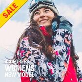 【SALE】スノーボードウェア レディース スキーウェア 上下 セット 43DEGREES 新作 スノボウェア スノーボード ウェア スノボ スノボー ウエア Botanical(Vest)〈セール品の為交換・返品不可〉