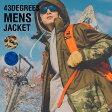 スノーボードウェア メンズ スキーウェア ジャケット単品 43DEGREES 新作 スノボウェア スノーボード ウェア スノボ スノボー ウエア