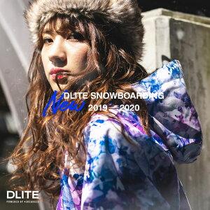 スノーボードウェア レディース スキーウェア 上下 セット DLITE 新作 スノボウェア スノーボード ウェア スノボ ボード 2019-2020モデル ウェア 19-20 送料無料
