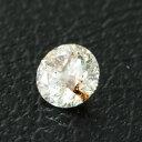 【ソーティング付 】 0.3ct 他鉱物入り 天然 ダイヤモンド ルース ダイアモンド// 【コンビニ受取対応商品】