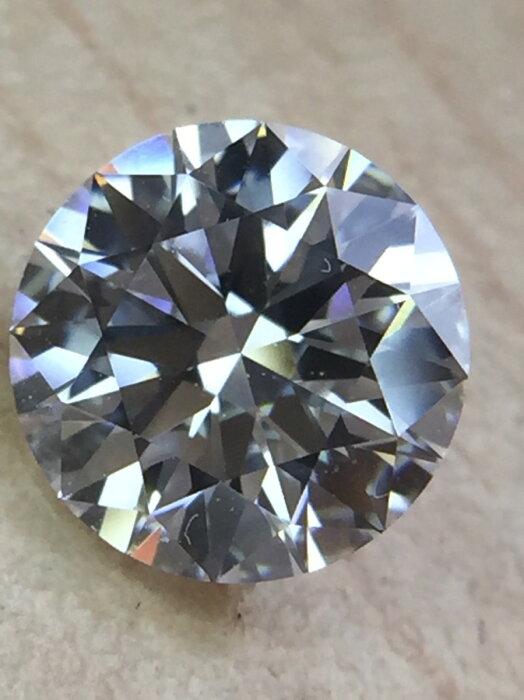 【在庫処分値下げ】 【GIA鑑定書付】 3ct D FL 3EX ルース 裸石/ダイヤモンド/ダイヤ/1ct/VVS/ルース/