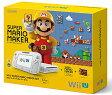 Wii U スーパーマリオメーカー セット 【中古】【WiiU本体】【鈴鹿 専売品】【0580140DS】