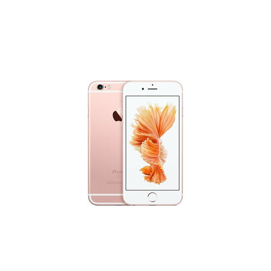 docomo【ネットワーク利用制限▲】AppleiPhone6s64GBA1688(MKQR2J/A)ローズゴールド【中古】【iPhone】【鈴鹿専売品】【105-170523-03DS】