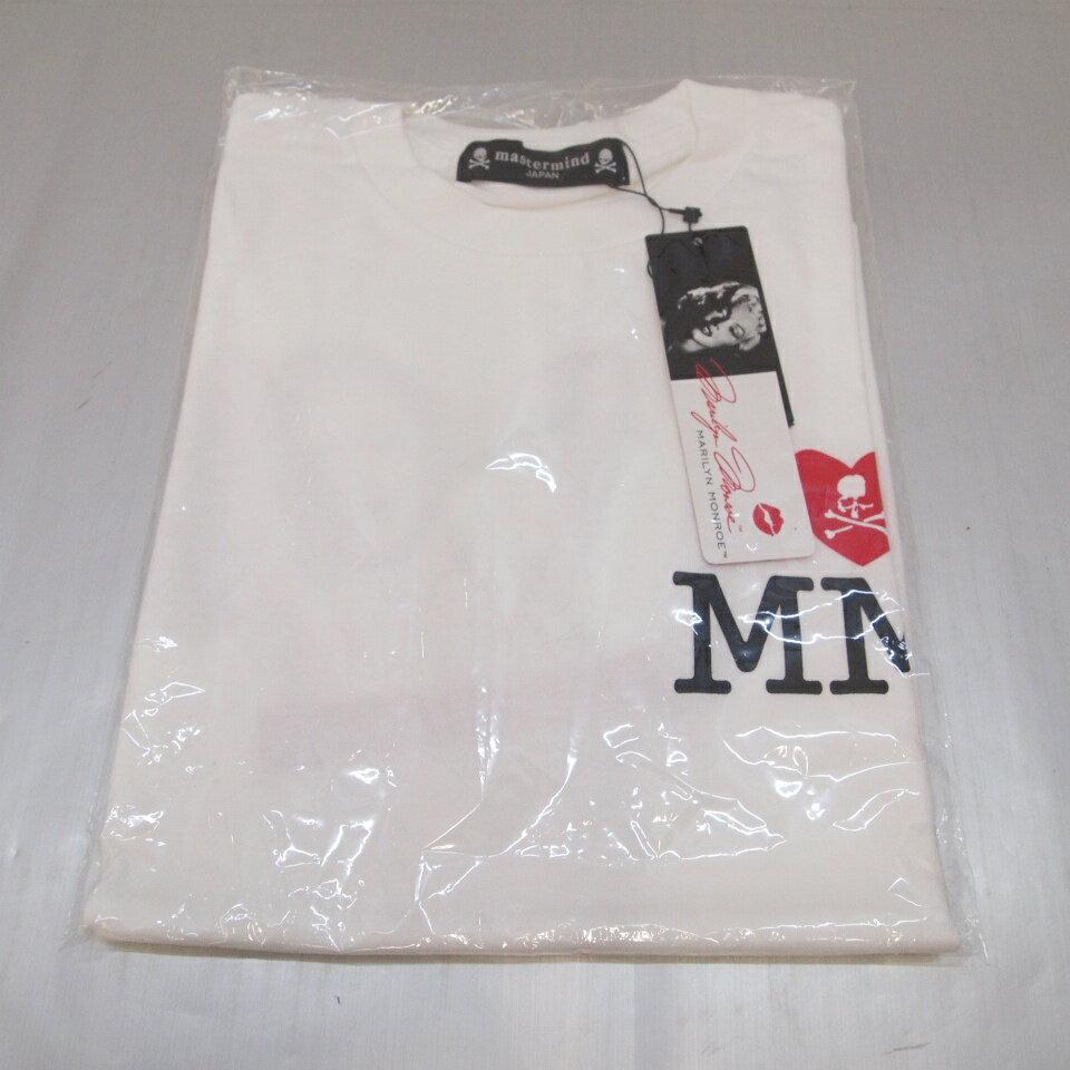 トップス, Tシャツ・カットソー mastermind JAPANMarilyn Monroe() LIMITED T-SHIRT 997-8151555 XS 125 DM 125-190523-06OS