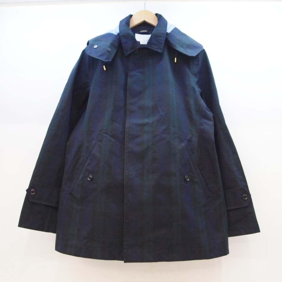 メンズファッション, コート・ジャケット nanamica() GORE-TEX SOUTIEN COLLAR COAT M 129 129-190927-08OS