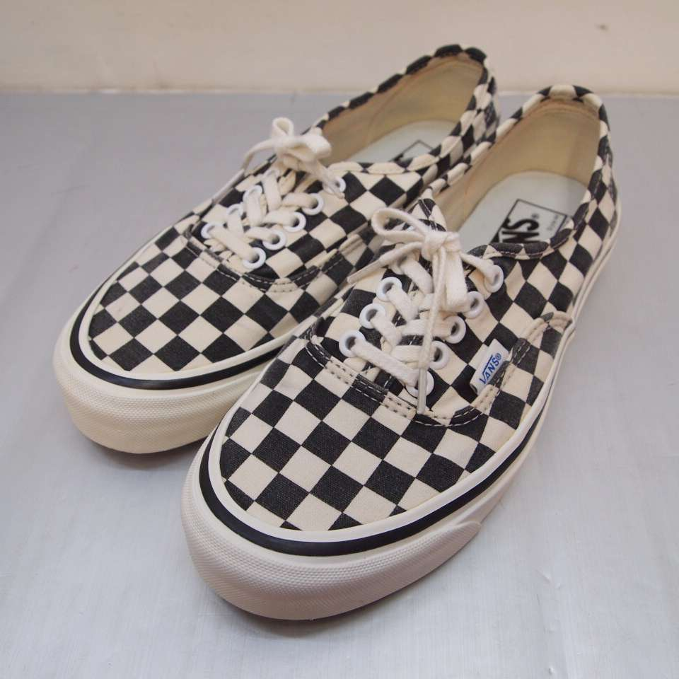 メンズ靴, スニーカー VANS() AUTHENTIC 44 DX 7(25cm) 139 139-200106-01OS