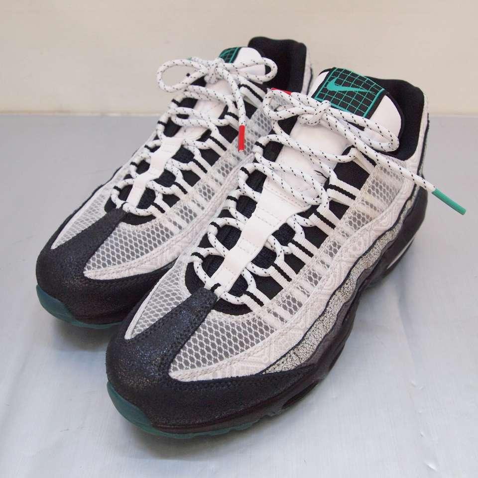 メンズ靴, スニーカー NIKE() AIR MAX 95 SE DAY OF THE DEAD 95 CT1139-001 7(25cm) 139 139-200113-02OS