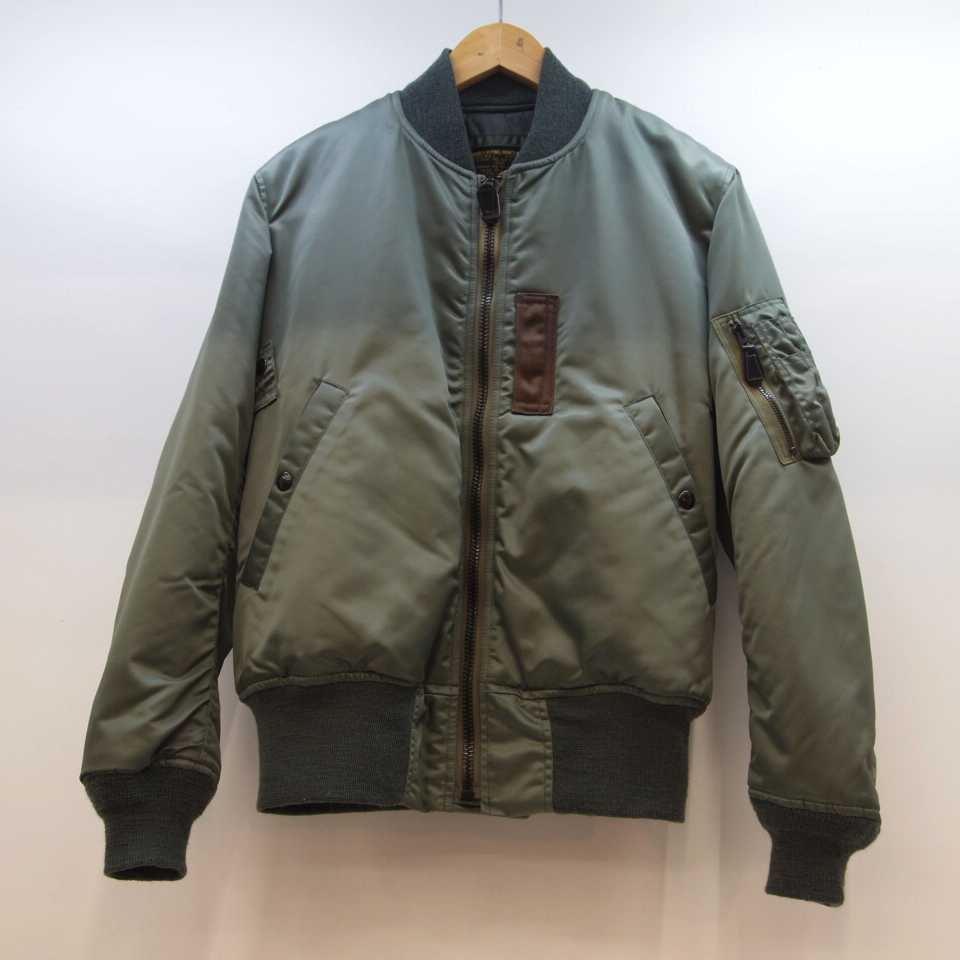 メンズファッション, コート・ジャケット REAL McCOY () MA-1 S 128 128-200415-02OS