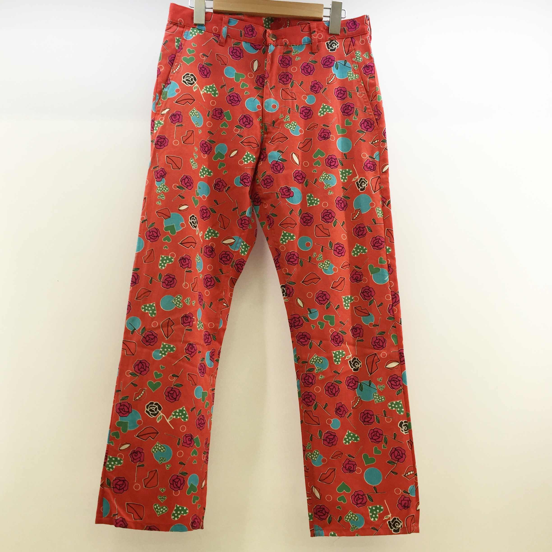 メンズファッション, ズボン・パンツ COMME des GARCONS HOMME PLUS() DUGGLE FIELDS PT-P033 SS 125 DM 125-210714-05OS