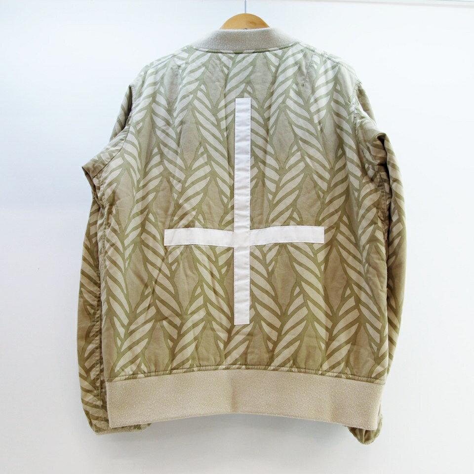 メンズファッション, コート・ジャケット Sasquatchfabrix. () MA-1 S DM 125-180704-06OS