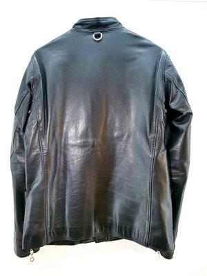 mastermindJAPAN(マスターマインドジャパン)ホースレザーライダースジャケットサイズ:XL2009SS【中古】【DM】【鈴鹿併売品】【1251422RS】