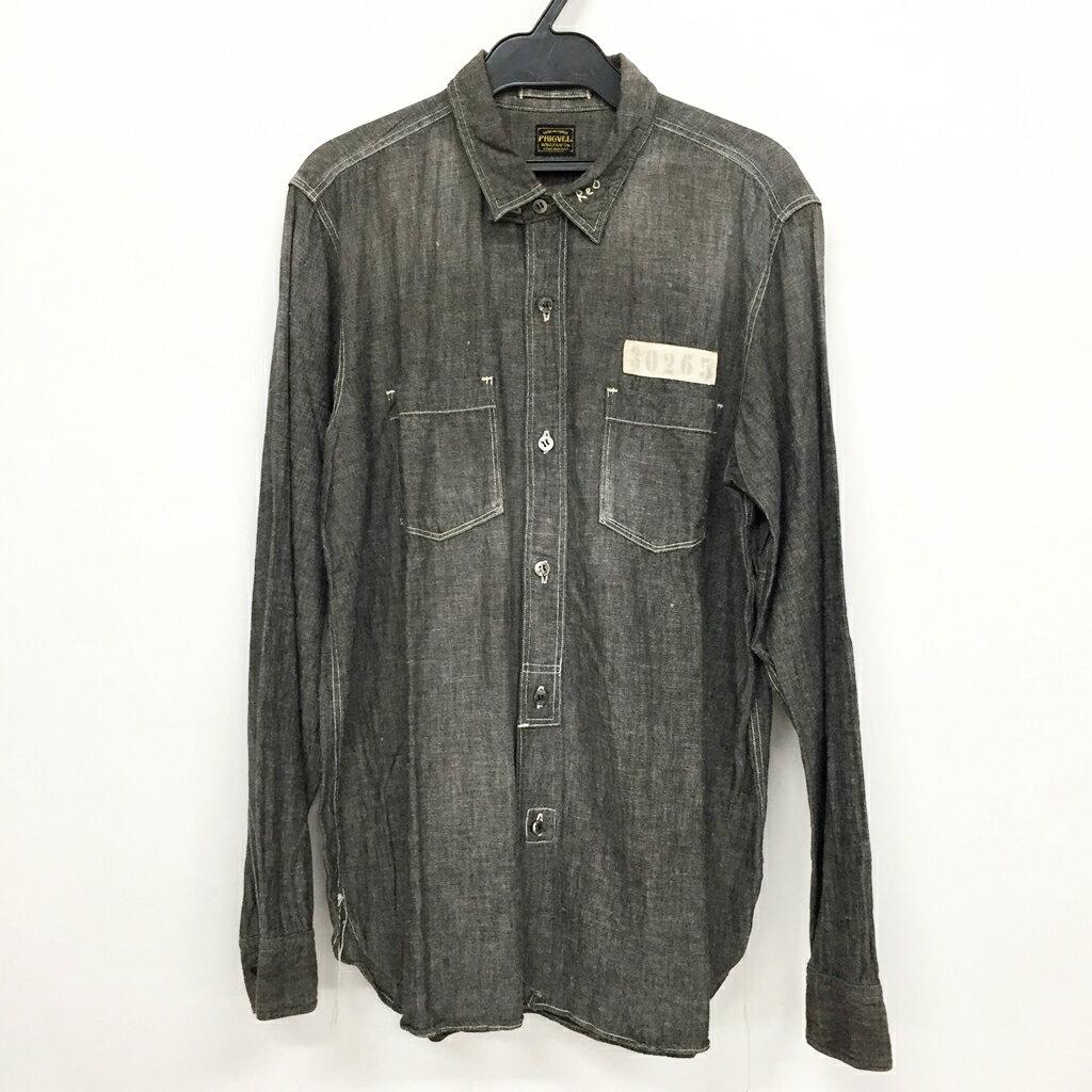 トップス, カジュアルシャツ PHIGVEL () 2 127-190620-03AS