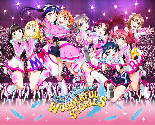 アニメ, その他 ! !! Aqours 3rd LoveLive! Tour WONDERFUL STORIES Blu-ray Memorial BOX () BD 011-200112-05BS