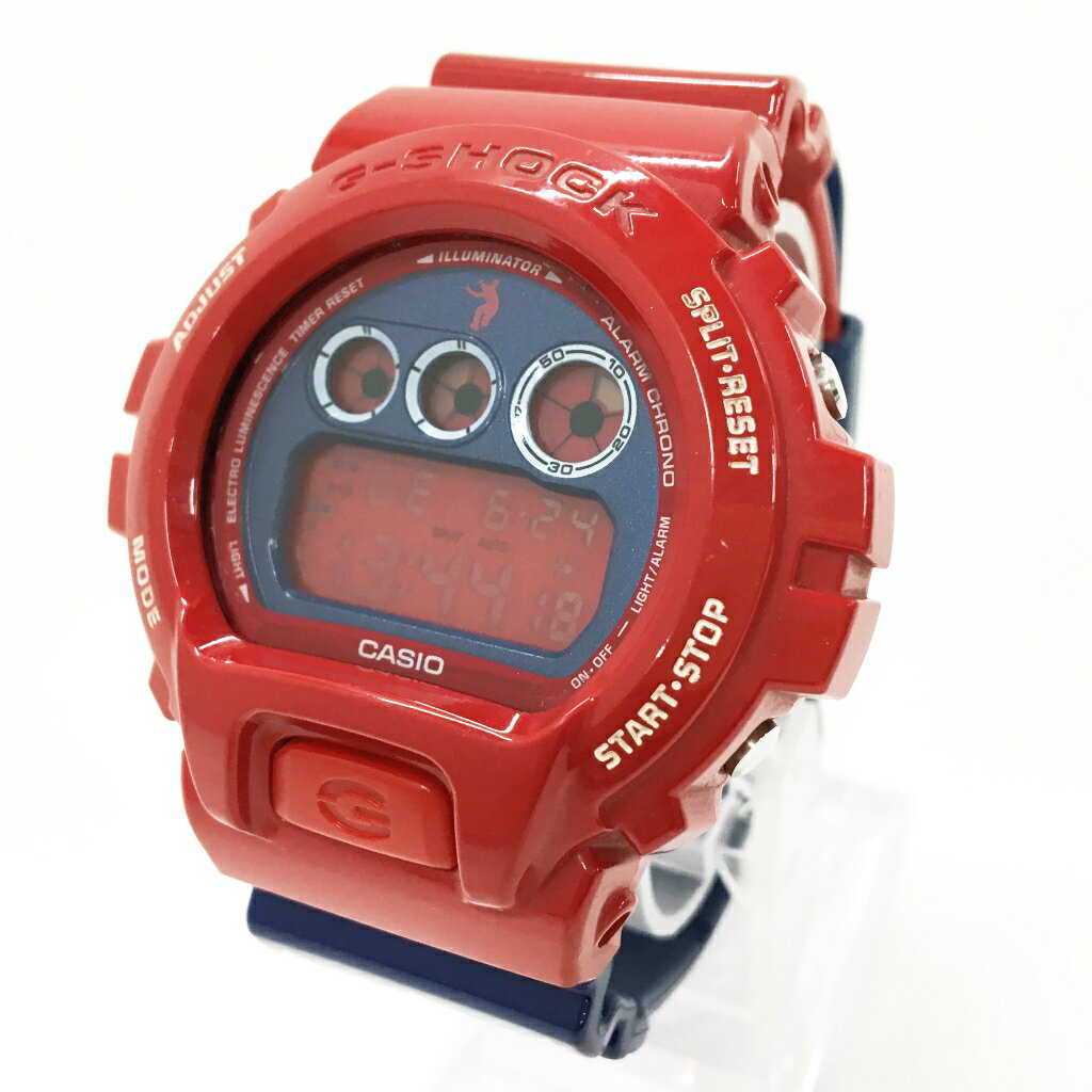腕時計, メンズ腕時計 CASIO G-SHOCK UNION DW-6900UN-4JR 141-200624-02BS