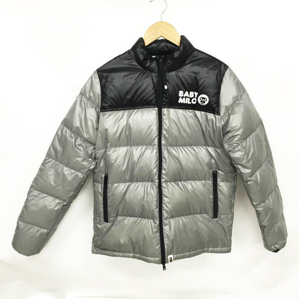 メンズファッション, コート・ジャケット a bathing ape BABY MILO pt DOWN JACKET 002GDD201003X M126 126-200111-01GS