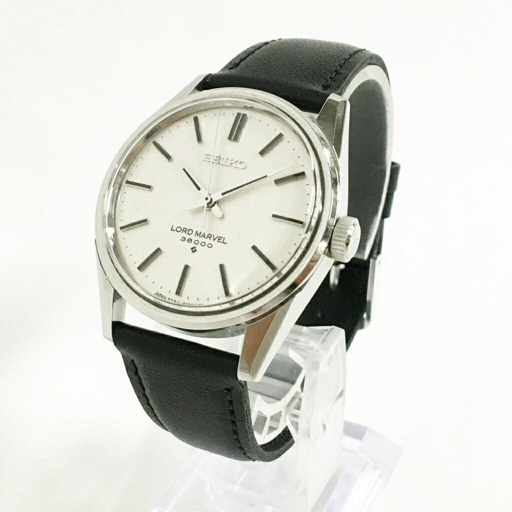 腕時計, メンズ腕時計 SEIKO Lord Marvel 36000 5740-8000 141 141-211017-01BS