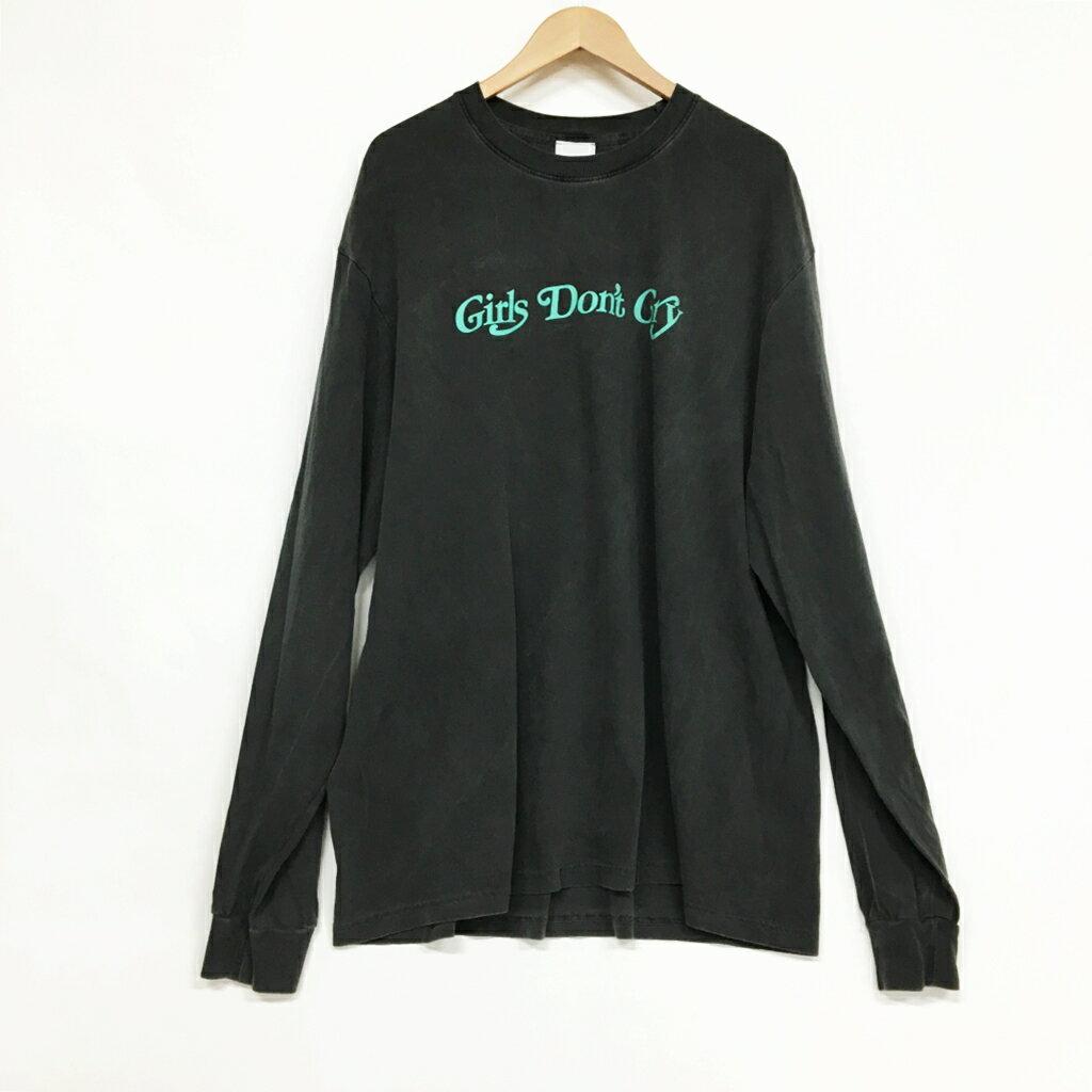 トップス, Tシャツ・カットソー girls dont cryneedles()LSTEE XL 126 126-210902-01SS