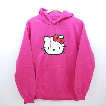 Anti Social Social Club x Hello Kitty Collection HOODIE アンチ ソーシャル ソーシャル クラブ x ハロー キティ コレクション フーディー パーカー Sサイズ/ピンク/キティ【中古】【ストリート】【四日市 併売品】【126-181005-01CH】