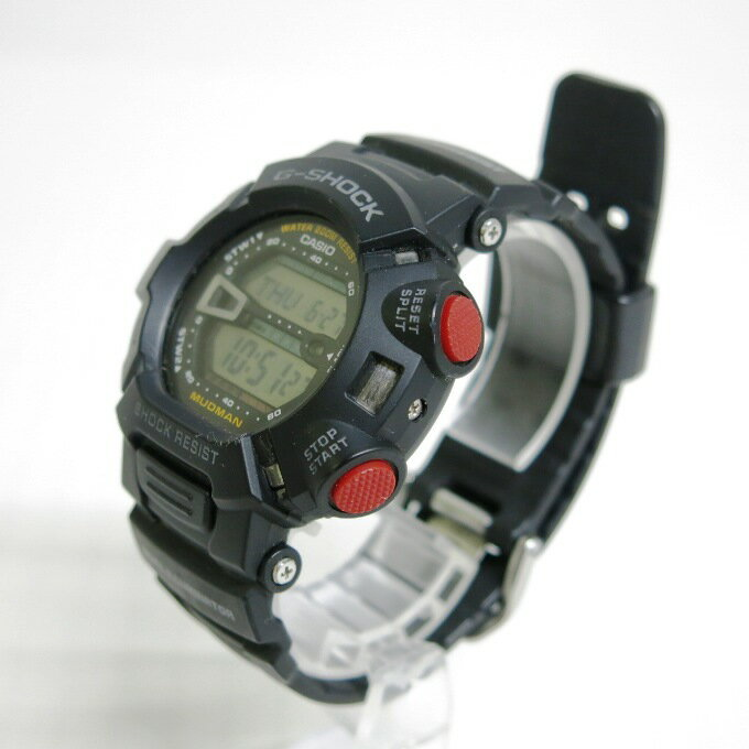 腕時計, メンズ腕時計 CASIO G-SHOCK MUDMAN G-9000-1JF 141 141-190627-02USH