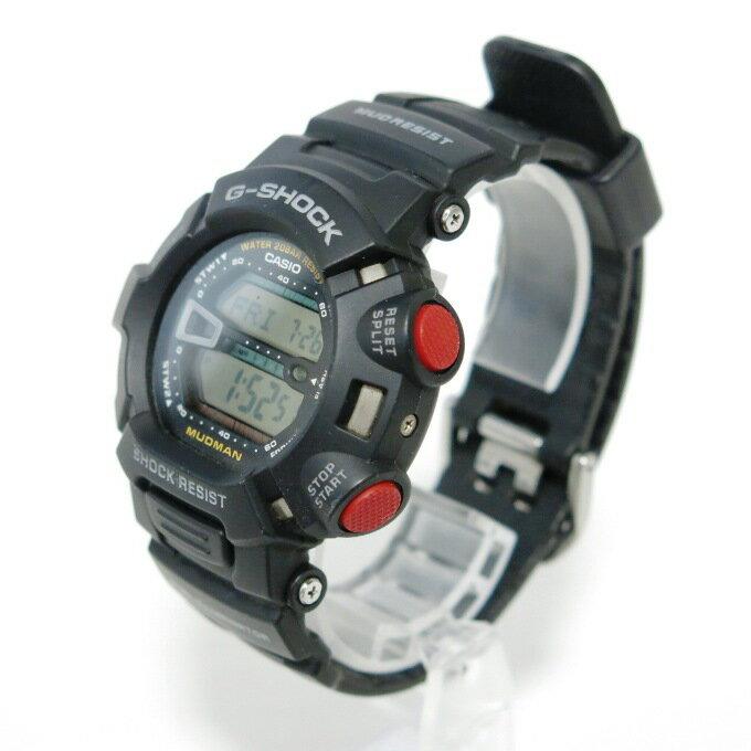 腕時計, メンズ腕時計 CASIO G-SHOCK MUDMAN G-9000-1JF 141 141-190727-01USH