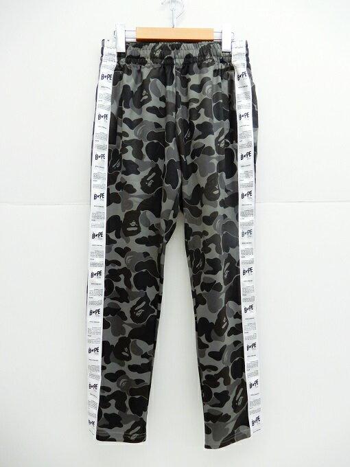 メンズファッション, ズボン・パンツ A BATHING APE ABC BAPE STA TAPE JERSET PANTS M126 126-190809-04YH