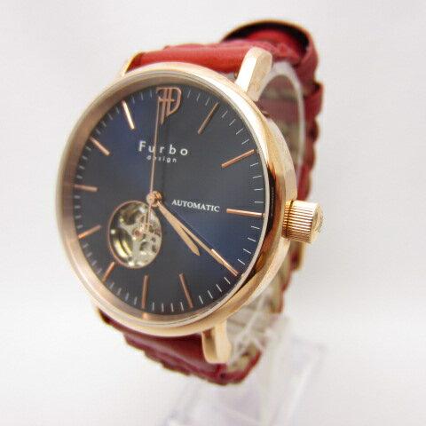 腕時計, メンズ腕時計 Furbo Design F2002PNVRD 141 141-200909-02OH