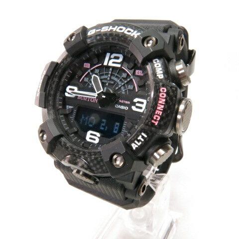 腕時計, メンズ腕時計 CASIO G-SHOCK G GG-B100BTN-1AJR BURTON Bluetooth 141 141-210208-01OH