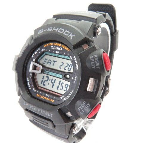 腕時計, メンズ腕時計 CASIO G-SHOCK MUDMAN G-9000-1VDR G-9000-1JF 141 141-210220-06OH