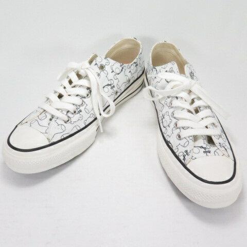 メンズ靴, スニーカー CONVERSE ADDICT CHUCK TAYLOR CANVAS LOW UCX9F01 1CL580 US9.5 28.0cm 139 139-210304-02OH