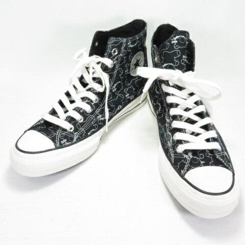 メンズ靴, スニーカー CONVERSE UNDERCOVER ADDICT CHUCK TAYLOR CANVAS HI UCX9F02 1CL579 US10.5 29.0cm 139 139-210304-05OH