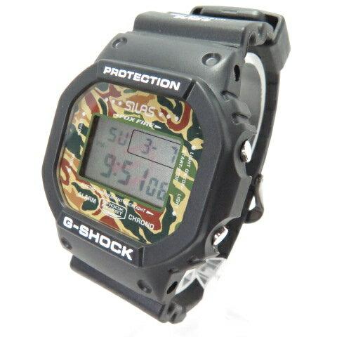 腕時計, メンズ腕時計 CASIO G-SHOCK G DW-5600VT SILAS 141 141-210308-05OH