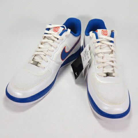メンズ靴, スニーカー NIKE x BEBRICK x MEDICOM TOY LUNAR FORCE 1 FUSE NRG BEARBRICK 1 573980-104 US11 29.0cm 139 139-210317-06OH