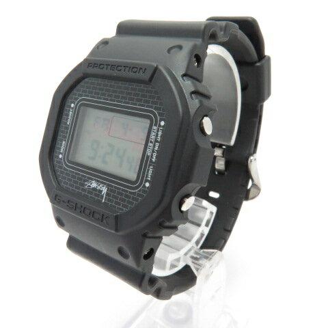 腕時計, メンズ腕時計 CASIO G-SHOCK G-SHOCK STUSSY DW-5600VT 2016 141 141-210409-03OH