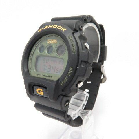腕時計, 男女兼用腕時計 CASIO G-SHOCK HYSTERIC GLAMOUR DW-6900FS 141 141-210411-01OH