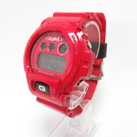 腕時計, レディース腕時計 CASIO G-SHOCK X-Girl 20th Anniversary 20 DW-6900FS 141 141-210411-03OH