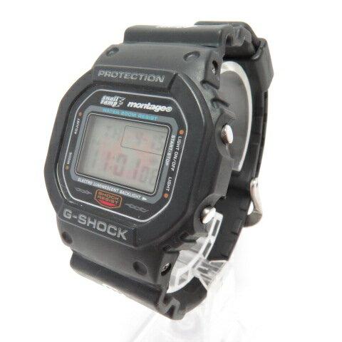 腕時計, メンズ腕時計 CASIO G-SHOCK SNAIL RAMP montage DW-5600 141 141-210415-02OH