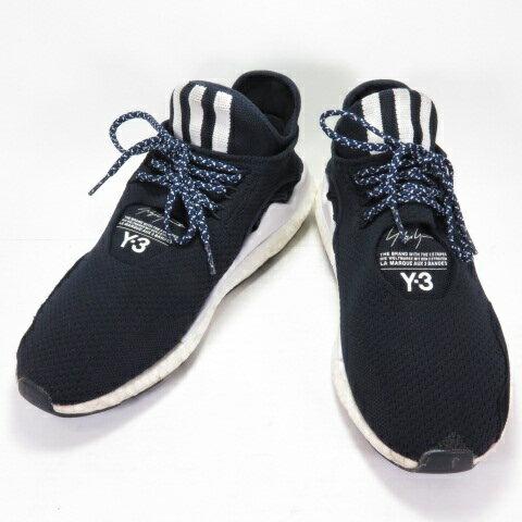 メンズ靴, スニーカー Y-3 SAIKOU AC7196-FTW-bjb UK9 27.5cm 139 139-210425-06OH