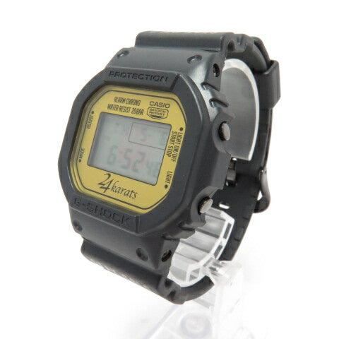 腕時計, メンズ腕時計 CASIO G-SHOCK 24karats DW-5600VT EXILE J SOUL BROTHERS GENERATIONS RAMPAGE 141 141-210506-04OH