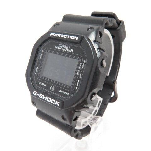 腕時計, メンズ腕時計 CASIO G-SHOCK VANQUISH DW-5600VT 141 141-210610-01OH