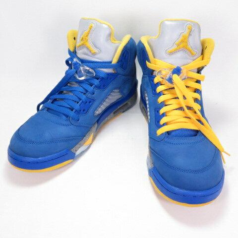 メンズ靴, スニーカー NIKE AIR JORDAN 5 LANEY JSP 5 US9.5 27.5cm 139 139-210620-02OH