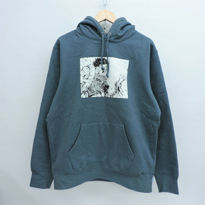 トップス, パーカー SupremeAKIRA 17AW Arm Hooded Sweat Shirt L126 126-200107-05YH