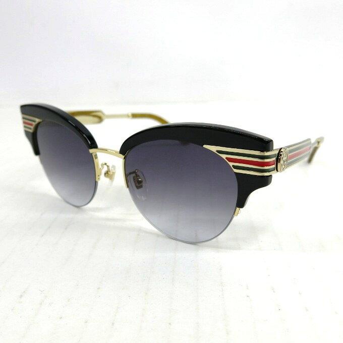 眼鏡・サングラス, サングラス GUCCI GG0283S 001 5318-145148 SP 148-200523-04USH