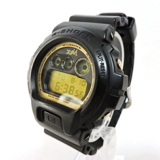 腕時計, レディース腕時計 X-Girl CASIO G-SHOCK DW-6900FS 30TH ANNIVERSARY MODEL 30 141 141-200810-06USH