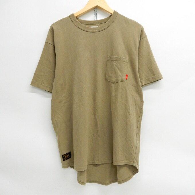 トップス, Tシャツ・カットソー WTAPS 172ATDT-CSM03 DESIGN SS TEE T L127 127-200731-08YH