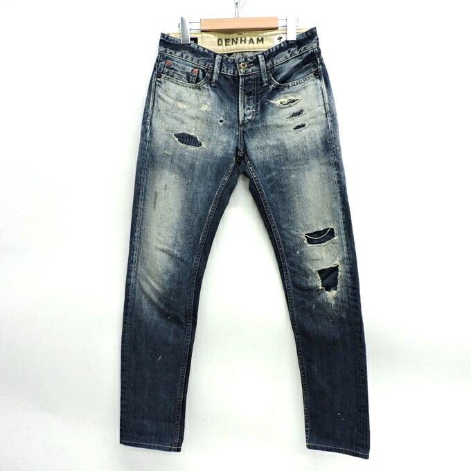 メンズファッション, ズボン・パンツ DENHAM MADE IN JAPAN DENIM RAZOR MIJK 27180-2-11526 12OZ 27125 DM 125-200904-12USH