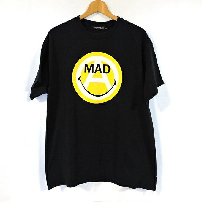 トップス, Tシャツ・カットソー UNDERCOVERVERDY MAD SMILE CIRCLE A TEE T LDM 125-201029-01USH