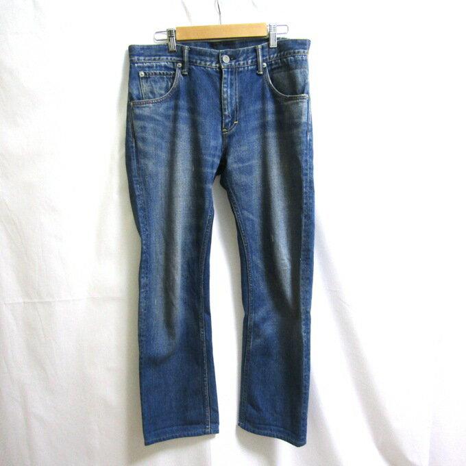 メンズファッション, ズボン・パンツ visvim SOCIAL SCULPTURE 09 DAMAGED-5 0114205005018 3230DM 125-201113-18USH