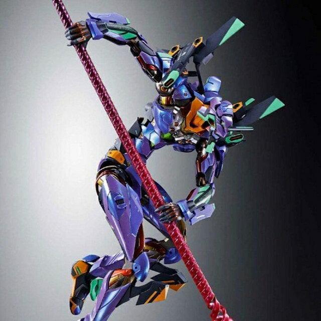 コレクション, フィギュア BANDAI METAL BUILD EVA2020 065-210218-13HH