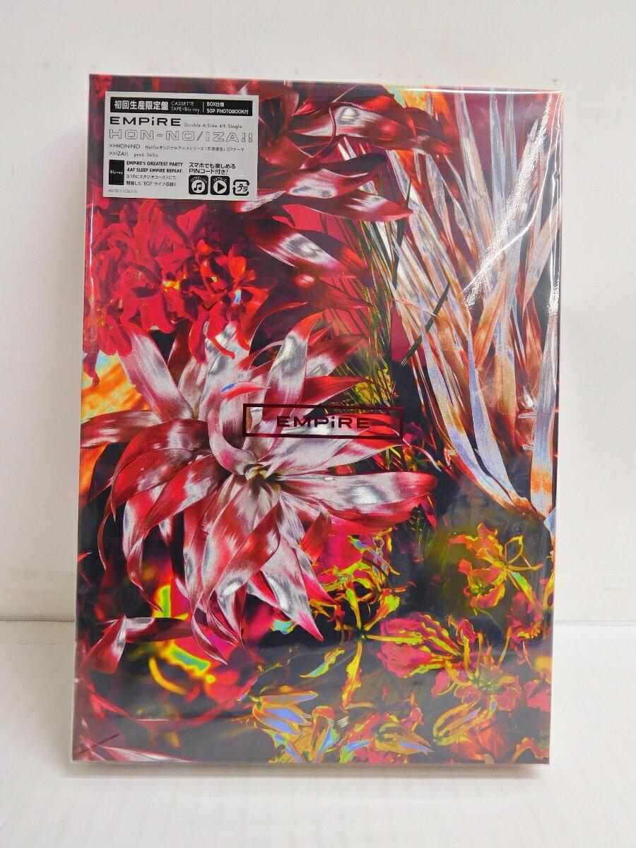 邦楽, ロック・ポップス EMPiRE HON-NO IZA!! () Blu-ray Disc 015 CD 015-210517-06ZH